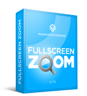 Magento Extension RZ FULL SCREEN ZOOM